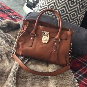 Authentic Michael Kors Hamilton bag